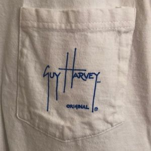 Guy Harvey size M short-sleeved T-shirt.